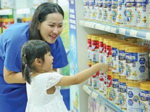 Kinh nghiệm chọn mua sữa non tại siêu thị