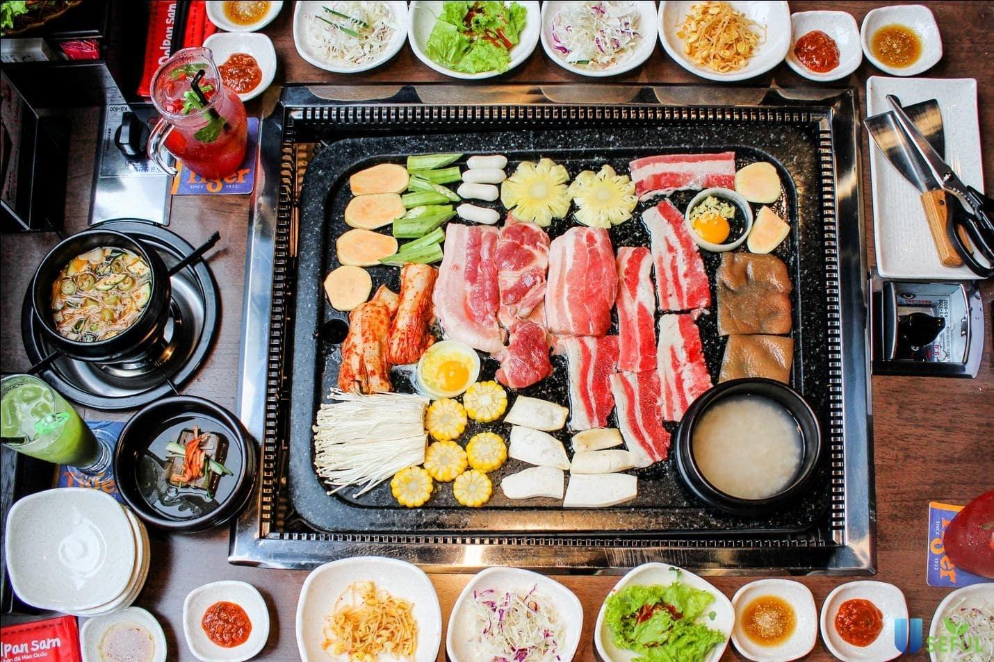 King BBQ Hàn Quốc