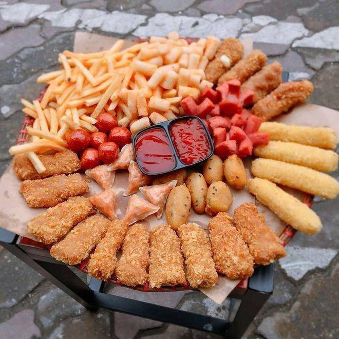 đồ ăn vặt ngon