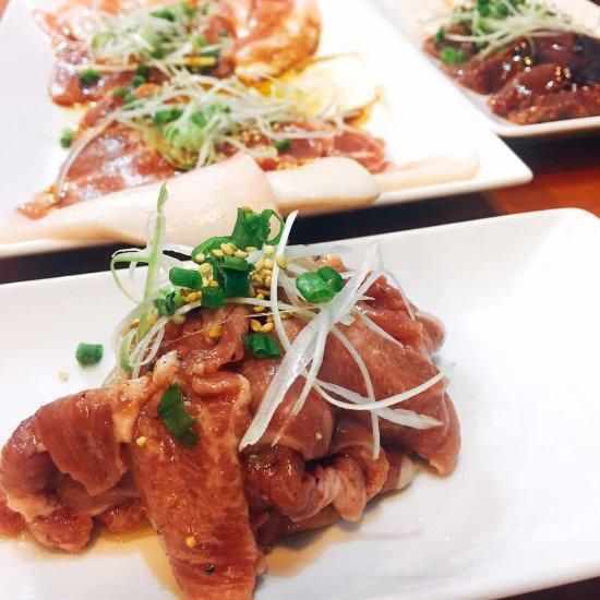 Đồ ăn tại Butasama