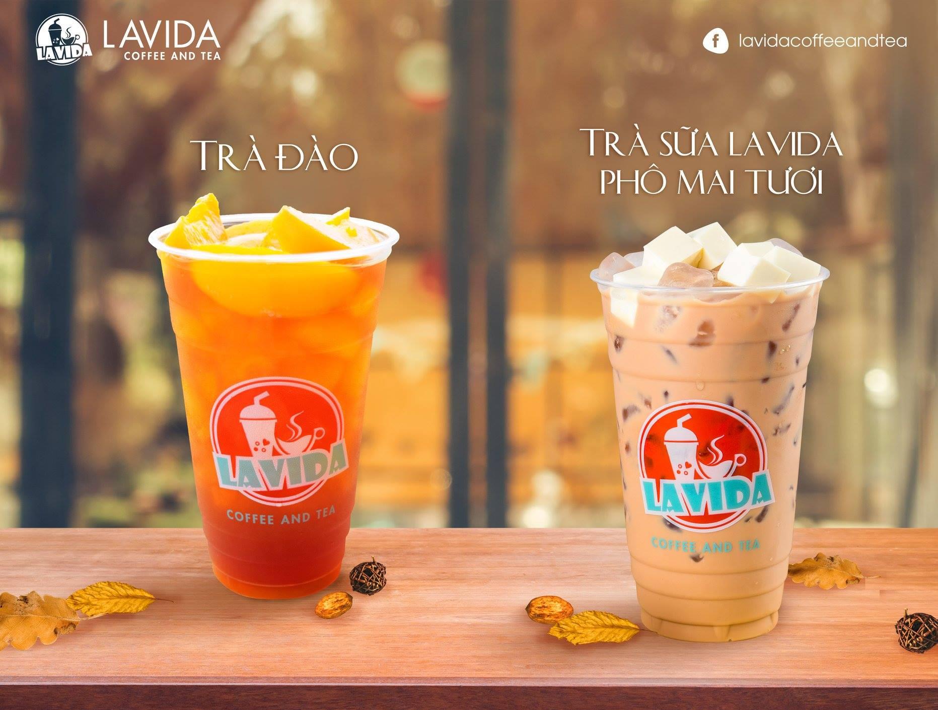 thương hiệu Lavida