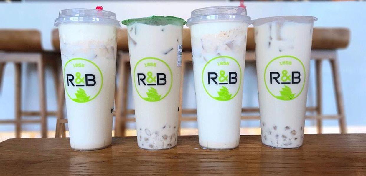 Trà sữa R&B thơm ngon