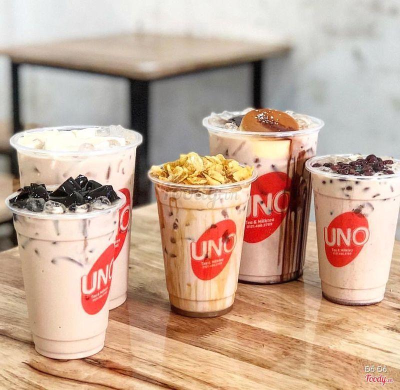 Trà sữa Uno thơm ngon