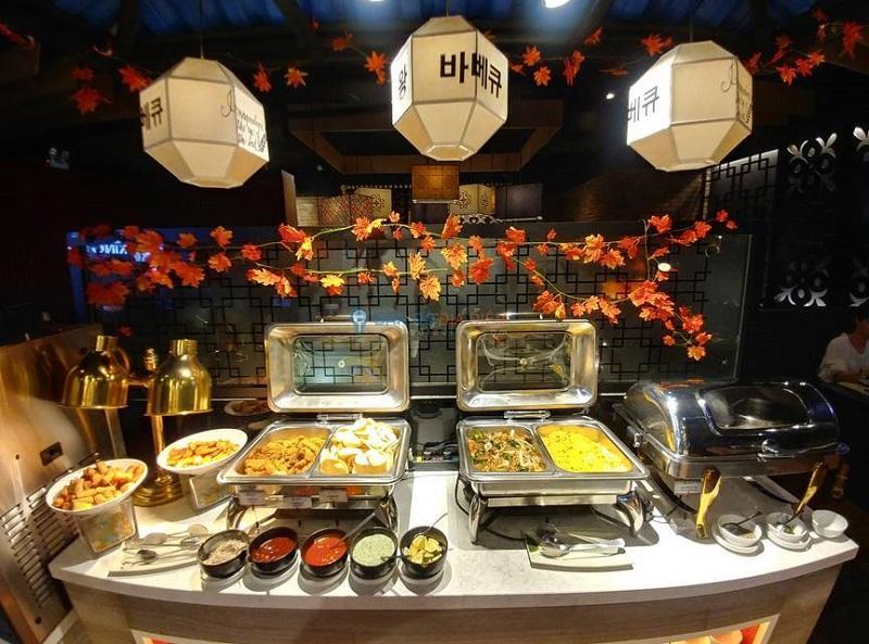 Vua đồ nướng Hàn Quốc