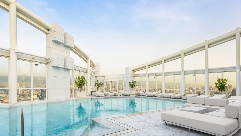 Rooftop Pool Bar xịn